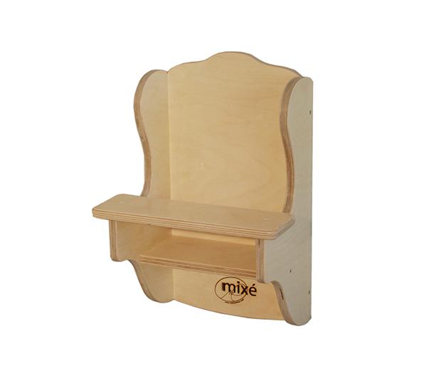 chaise haute poup 233 e atelier mix 233