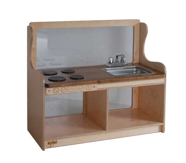 Cuisinette plexi 18pohauteur comptoir  Atelier Mixé