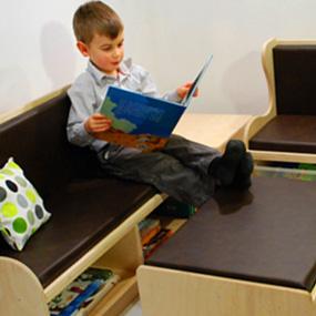 espace Salon lecture